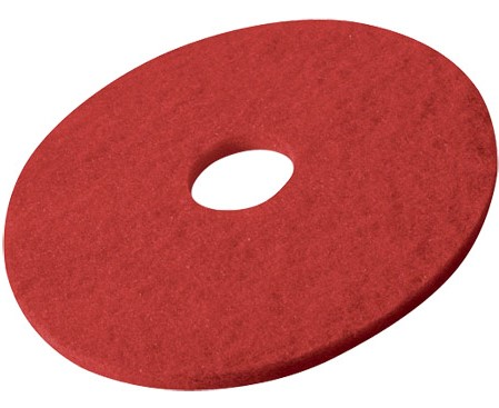 [1433] Disque abrasif rouge Ø432mm 17""