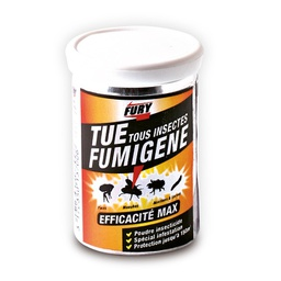 [8246] Fury fumigène insecticide action choc 150 M3